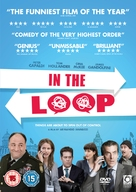 In the Loop - British DVD movie cover (xs thumbnail)