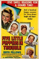 Five Little Peppers in Trouble - Movie Poster (xs thumbnail)