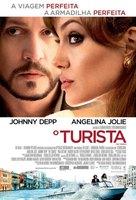 The Tourist - Brazilian Movie Poster (xs thumbnail)
