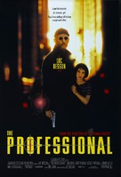 Léon: The Professional - Movie Poster (xs thumbnail)
