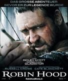 Robin Hood - Swiss Movie Poster (xs thumbnail)