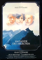 Five Days One Summer - German Movie Poster (xs thumbnail)