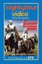 El ataque de los muertos sin ojos - German DVD cover (xs thumbnail)
