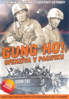 'Gung Ho!': The Story of Carlson's Makin Island Raiders - Czech Movie Poster (xs thumbnail)