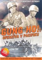 'Gung Ho!': The Story of Carlson's Makin Island Raiders - Czech Movie Poster (xs thumbnail)