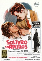 40 Pounds of Trouble - Spanish Movie Poster (xs thumbnail)