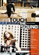 Touch the Sound - German Movie Poster (xs thumbnail)