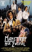 The Black Torment - German Movie Cover (xs thumbnail)