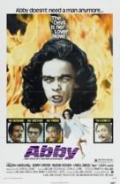 Abby - Movie Poster (xs thumbnail)