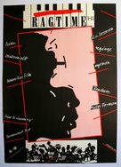 Ragtime - Hungarian Movie Poster (xs thumbnail)