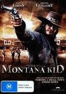 Gunless - Australian DVD movie cover (xs thumbnail)