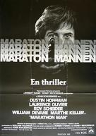 Marathon Man - Swedish Movie Poster (xs thumbnail)