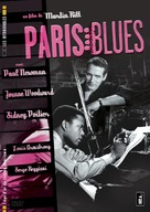 Paris Blues - French Movie Cover (xs thumbnail)