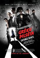 Sin City: A Dame to Kill For - Latvian Movie Poster (xs thumbnail)