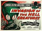 Invasion of the Saucer Men - Movie Poster (xs thumbnail)
