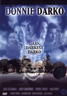 Donnie Darko - DVD cover (xs thumbnail)