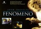 Phenomenon - Argentinian Movie Poster (xs thumbnail)