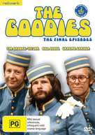 """The Goodies"" - DVD cover (xs thumbnail)"