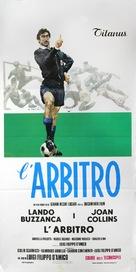 L'arbitro - Italian Movie Poster (xs thumbnail)