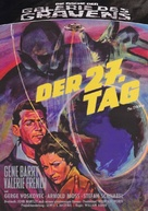 The 27th Day - German Blu-Ray movie cover (xs thumbnail)