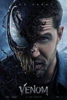 Venom - Dutch Movie Poster (xs thumbnail)