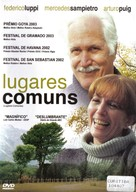 Lugares comunes - Brazilian Movie Cover (xs thumbnail)