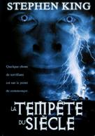 """Storm of the Century"" - French DVD movie cover (xs thumbnail)"