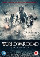 World War Dead: Rise of the Fallen - British DVD movie cover (xs thumbnail)