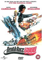 Death Race 2000 - British Movie Cover (xs thumbnail)