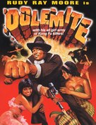 Dolemite - DVD cover (xs thumbnail)