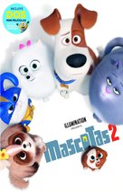 The Secret Life of Pets 2 - Spanish DVD movie cover (xs thumbnail)