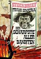 Dirty Dingus Magee - German Movie Poster (xs thumbnail)