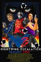 """Nightwing: Escalation"" - Movie Poster (xs thumbnail)"