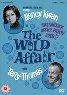 The Wild Affair - British DVD cover (xs thumbnail)