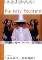 The Holy Mountain - Italian DVD cover (xs thumbnail)