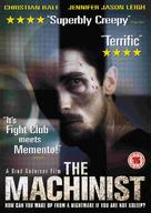 The Machinist - British Movie Poster (xs thumbnail)
