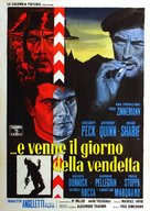 Behold a Pale Horse - Italian Movie Poster (xs thumbnail)