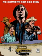 No Country for Old Men - poster (xs thumbnail)