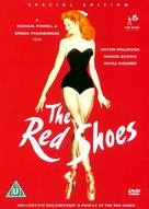 The Red Shoes - British DVD movie cover (xs thumbnail)