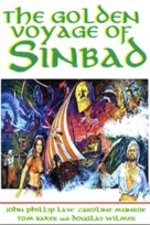 The Golden Voyage of Sinbad - VHS movie cover (xs thumbnail)
