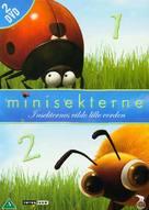 """Minuscule"" - Danish DVD movie cover (xs thumbnail)"