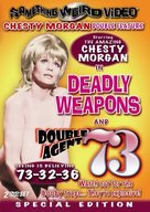 Double Agent 73 - DVD cover (xs thumbnail)
