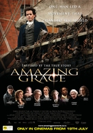 Amazing Grace - New Zealand Movie Poster (xs thumbnail)