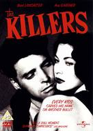 The Killers - British DVD cover (xs thumbnail)