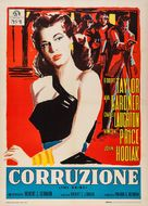The Bribe - Italian Re-release poster (xs thumbnail)