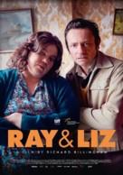 Ray & Liz - Swiss Movie Poster (xs thumbnail)