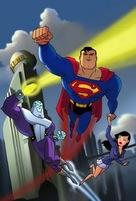 Superman: Brainiac Attacks - Key art (xs thumbnail)