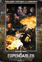 The Expendables - poster (xs thumbnail)
