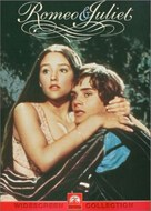 Romeo and Juliet - DVD movie cover (xs thumbnail)