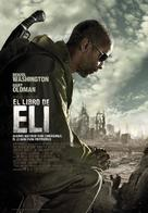 The Book of Eli - Spanish Movie Poster (xs thumbnail)